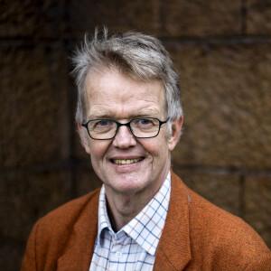 130131 Författarporträtt Gunnar Wetterberg