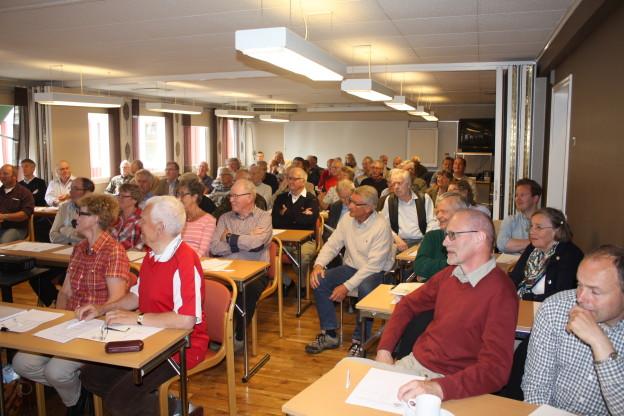 2014 Årsmöte åhörare